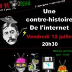 Soirée Projection / Débat «Une contre-histoire des Internets»