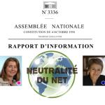 Mission d'information parlementaire sur la neutralité de l'Internet